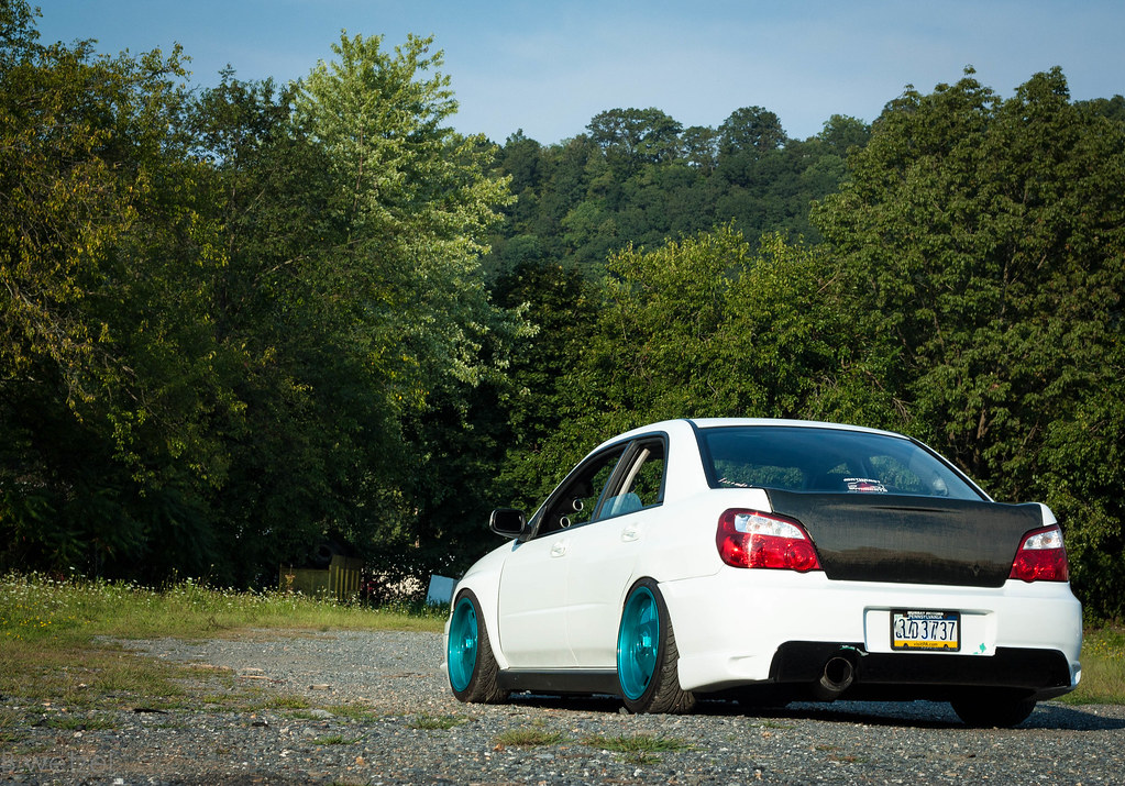 2012 Honda Civic For Sale >> Shots of the WRX now stanced - S-10 Forum