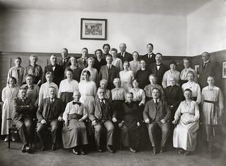 Ila skoles lærerpersonale (1921)