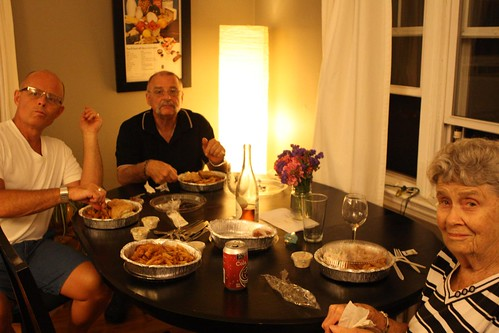 Dinner Table (Night 1)