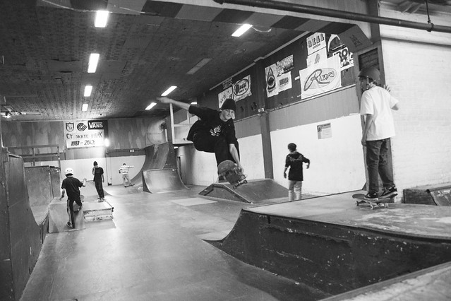 CT Indoor Skatepark Part 2
