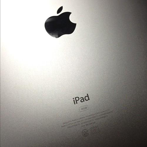 初代iPad回収してきた。