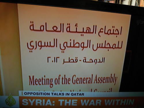 ON AL JAZEERA
