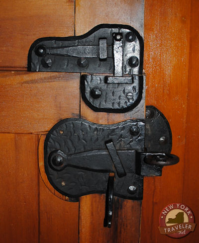 Birch Cottage door handles