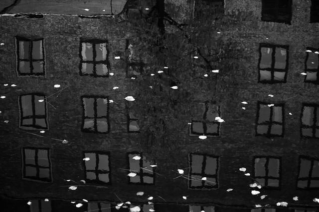 Watery Textures - Christianshavn