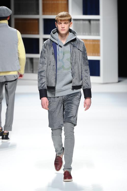 FW14 tokyo FACTOTUM047_Lewis Conlon(Fashion Press)