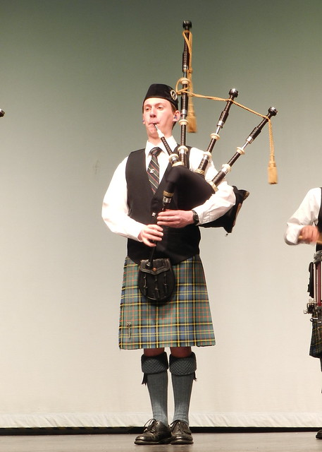 45th Annual Scottish Festival, May 4, 2013