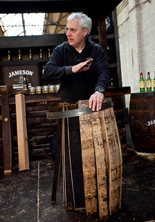 Ger Buckley, Master Cooper, Jameson Irish Whiskey