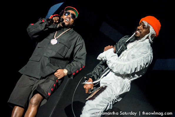 OutKast @ Coachella 2014 Weekend 2 - Friday