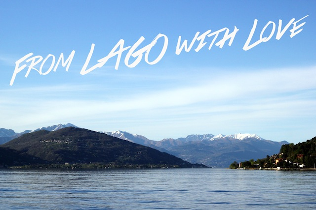 From Lago with love