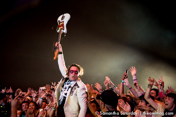 Arcade Fire @ Coachella 2014 Weekend 2 - Sunday