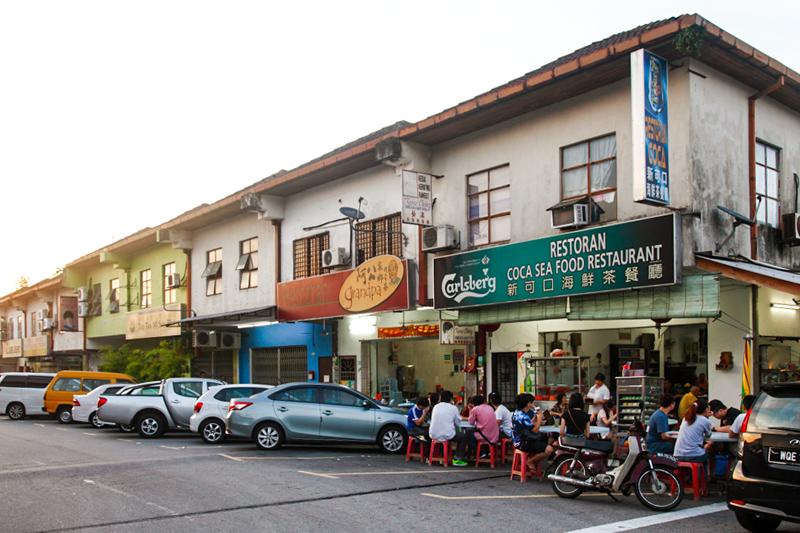 Coca Seafood Restaurant Selayang