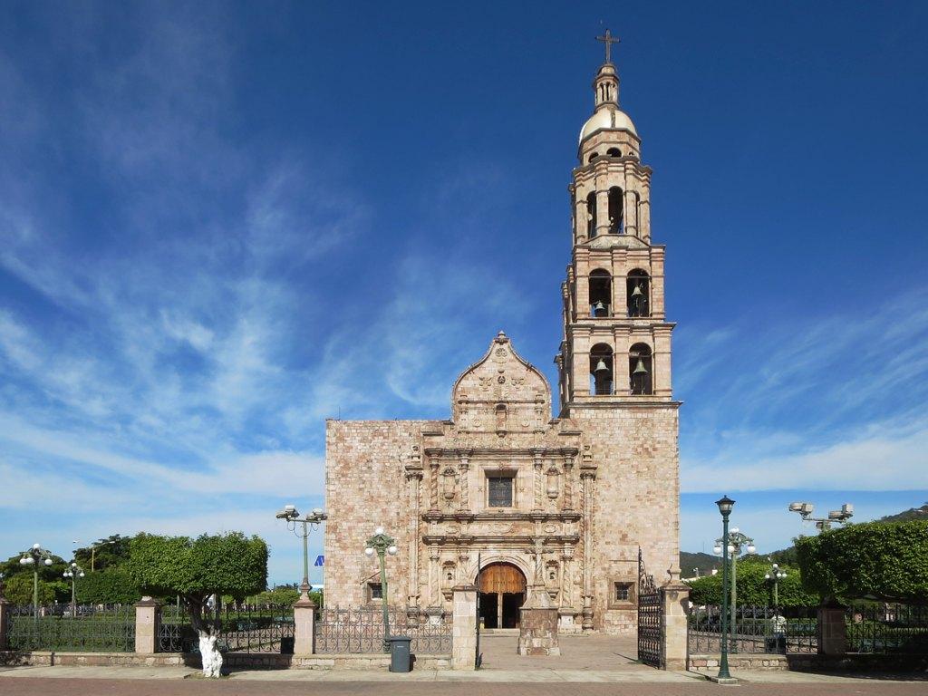 iglesia de el rosario