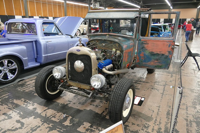 1929 Ford modelA Jalopy