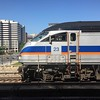 MARC train in Silver Spring. With the derailment further down the line, MARC service starts here today. #dtss #md #igdc