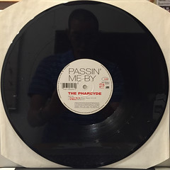 THE PHARCYDE:PASSIN' ME BY(RECORD SIDE-B)