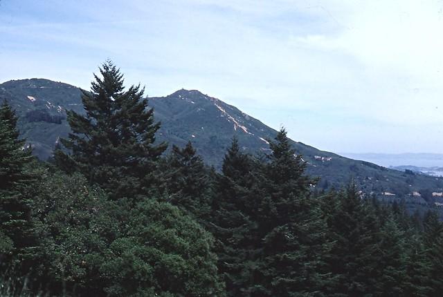 East Peak of Mount Tamalpais