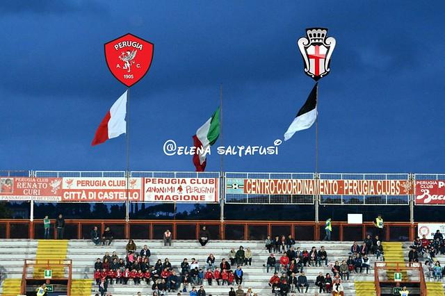 Perugia - Pro Vercelli 1-2