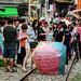 Shifen Old Town - Releasing of Sky Lanterns
