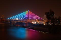 Puente 'Rayito de Sol' Lima, Perú.