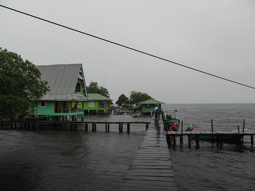 Bocas del Toro: notre refuge pendant la tempête