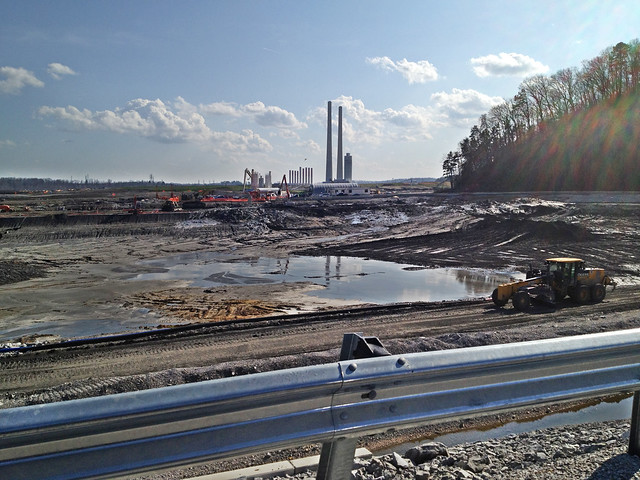 Site of the TVA Coal Ash Disaster more than Three Years Later