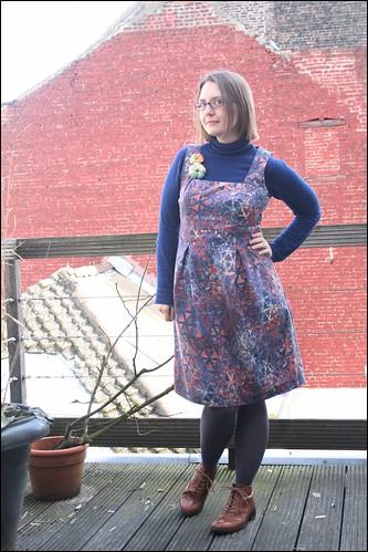 danielle star dress