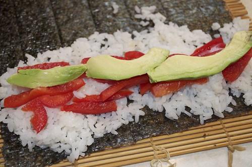 sushi roll 10