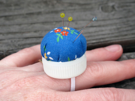 Tiny Finger Pincushion