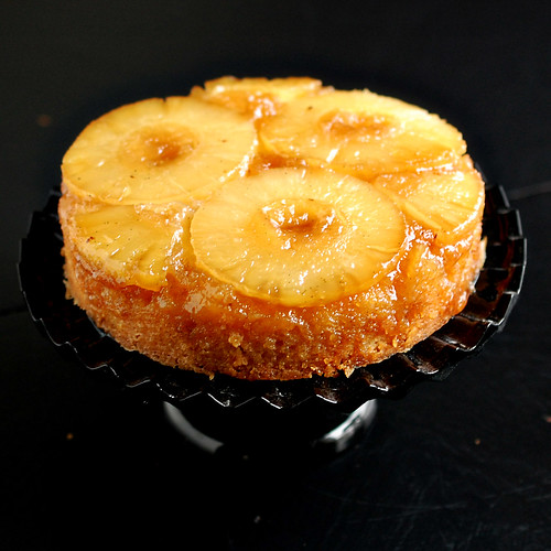Bourbonnatrix Bakes: Pineapple Upside-down Cake