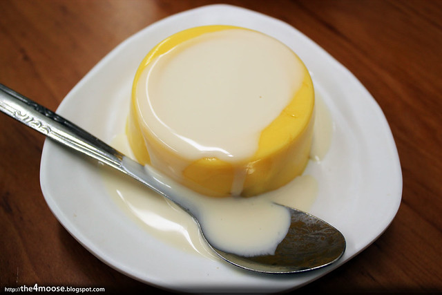 Swee Choon Dim Sum - Mango Pudding