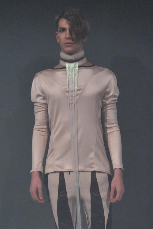 Maxime Bergougnoux3069_FW12 Tokyo YUIMA NAKAZATO(Fashion Press)