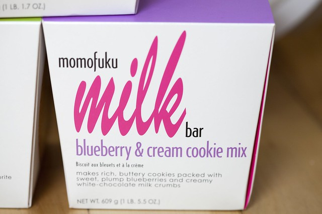 A Review of Momofuku Milk Bar's Cookie Mixes and a Giveaway!