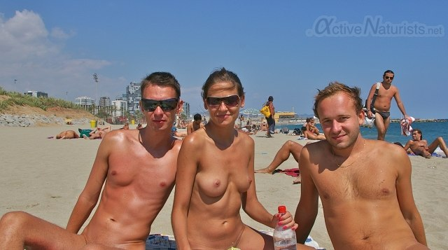 beaches of Barcelona | Active Naturists