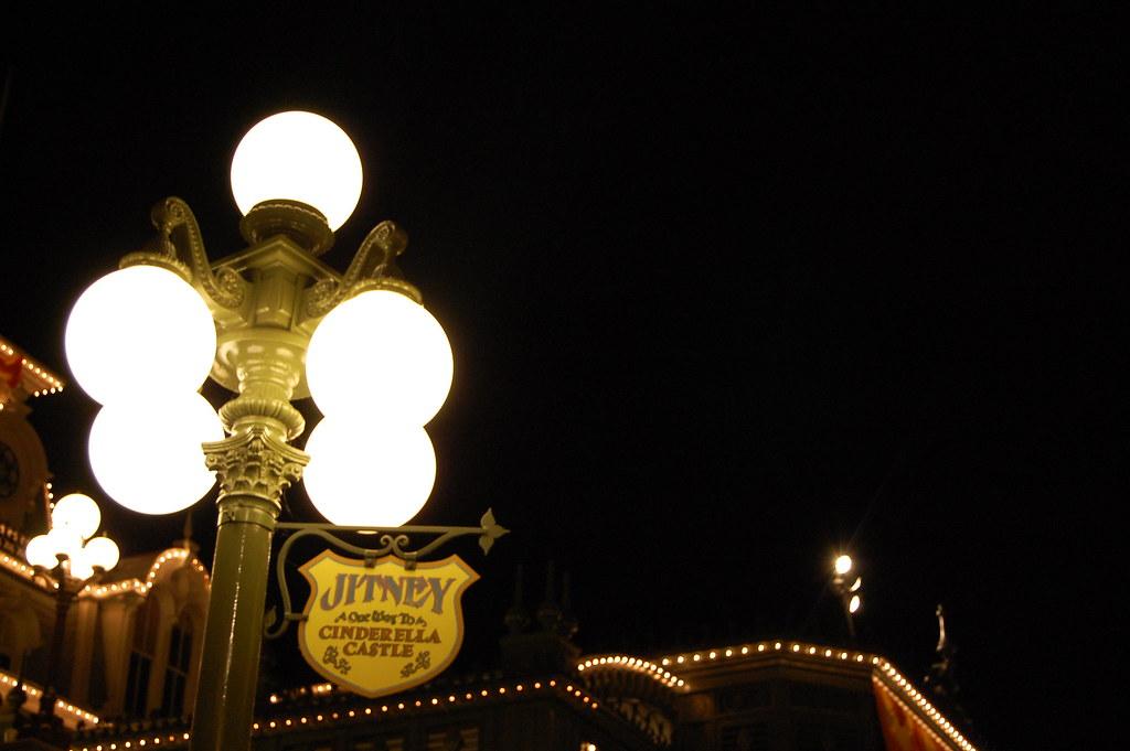 Walt Disney World October 2011