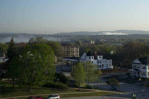 morning cloud mist weather fog spring newhampshire sunny nh valley concord merrimack meteorology