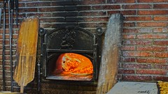 masonry oven, wood, wood-burning stove, fireplace, iron, brickwork, hearth,