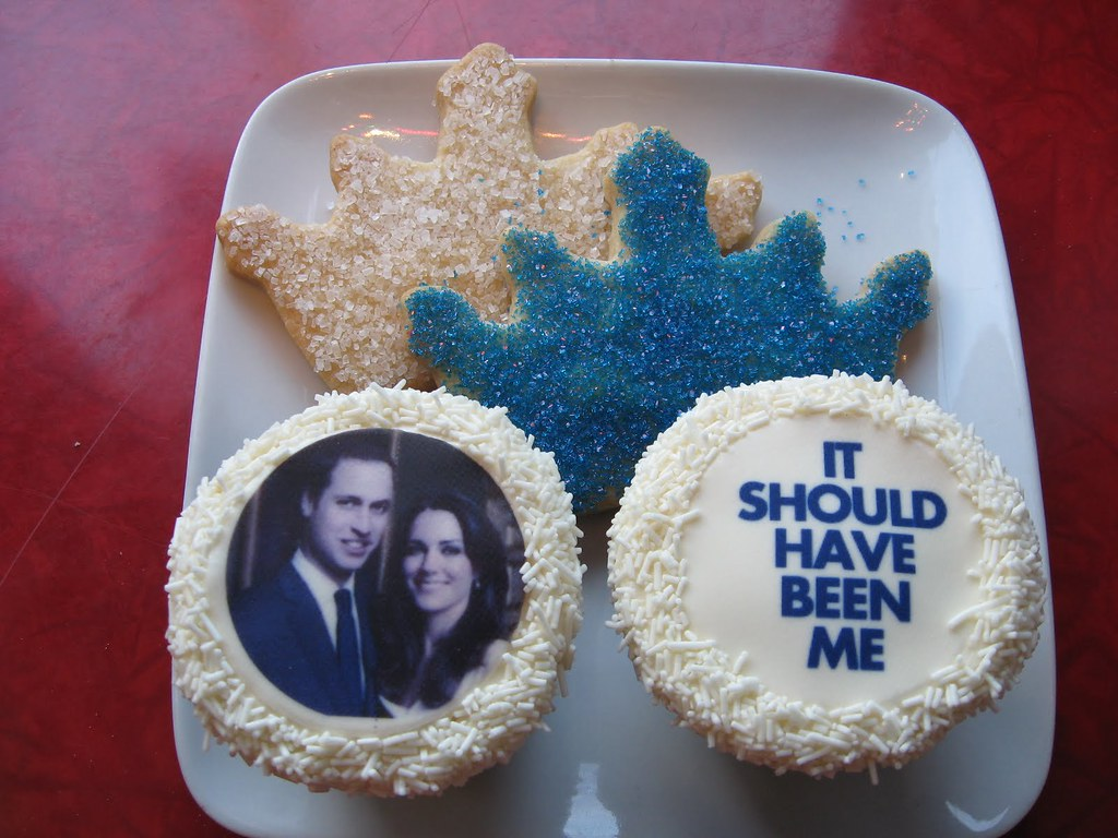 Happy royal wedding anniversary Will and Kate