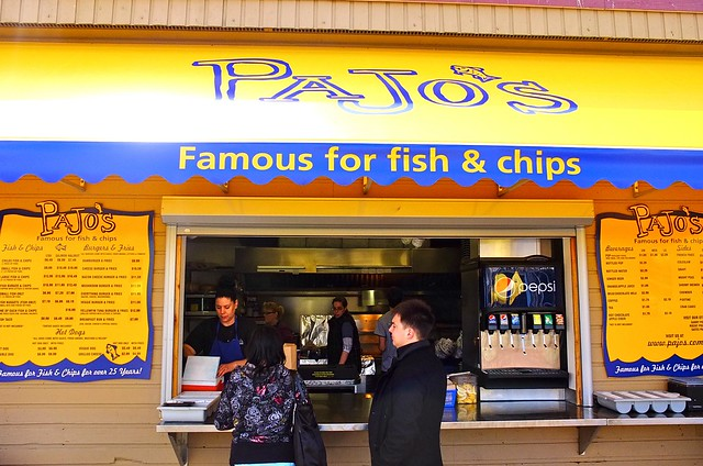 Pajo's Fish & Chips | Steveston / Richmond, BC