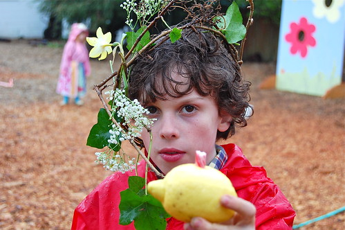 lemon mint treat