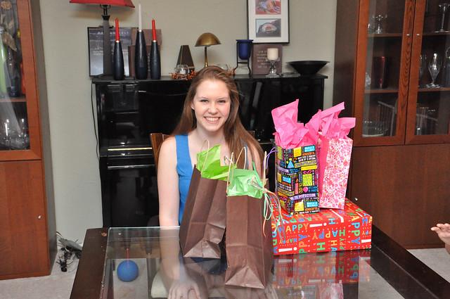 Lauren is 18!!!!
