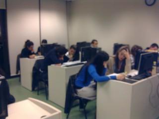 estudiantes y TIC