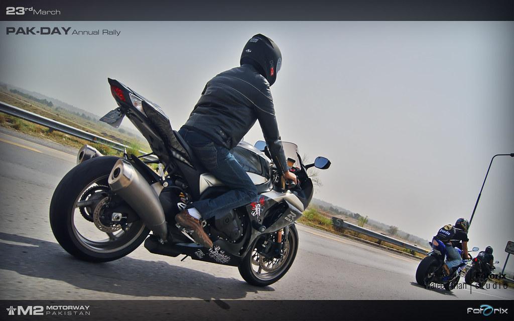 Fotorix Waleed - 23rd March 2012 BikerBoyz Gathering on M2 Motorway with Protocol - 7017420781 7d98f77b47 b