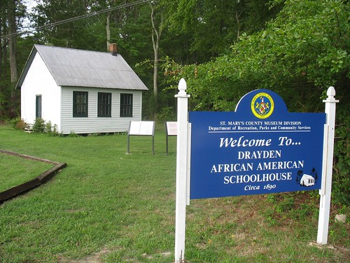 Drayden African American Schoolhouse, Drayden