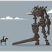 Pixel of the Colossus by slaterman23