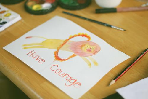 Courageous Lion 04