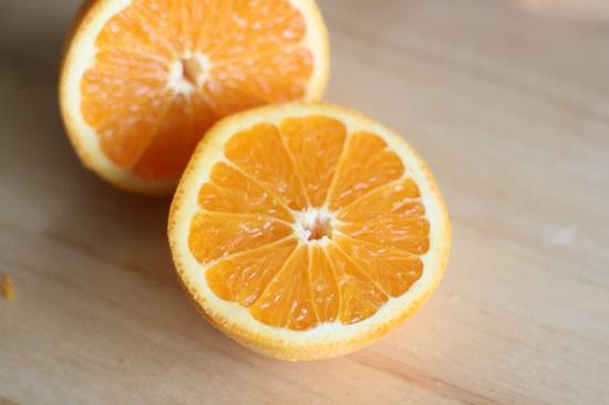 Orange Cupcakes 11