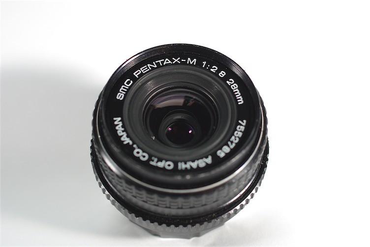 SMC PENTAX-M 1:2.8 28mm