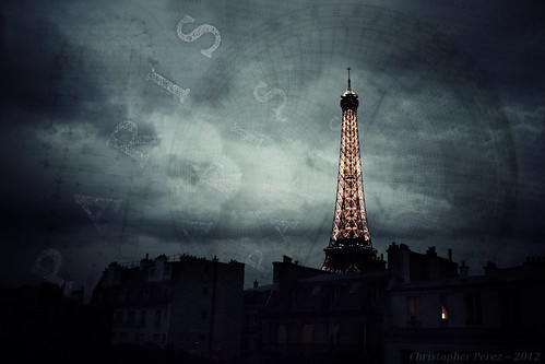 la tour Eiffel ~ from the Age of Steam