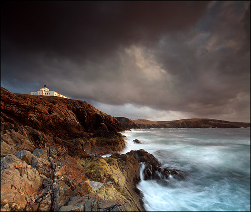 Lighthouse Strathy Point