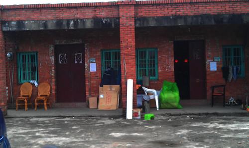 汪家世居百年老厝,即將面臨拆除。(圖片來源:台灣農村陣線)